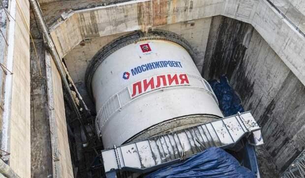 Собянин: Тоннели БКЛ будут построены в 2021 году