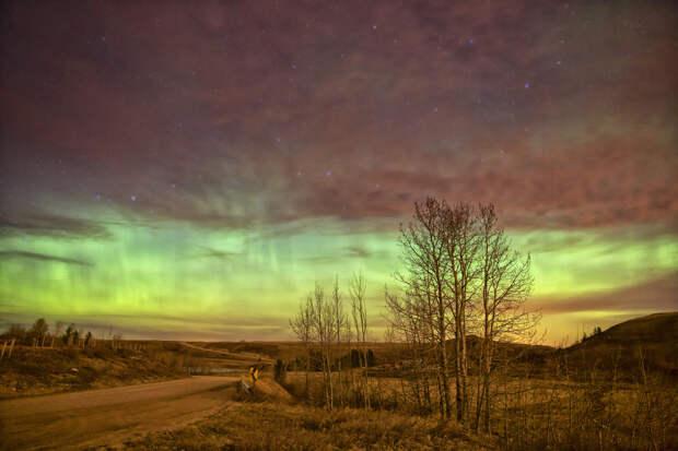 Мистическая история: странная ночь в степи