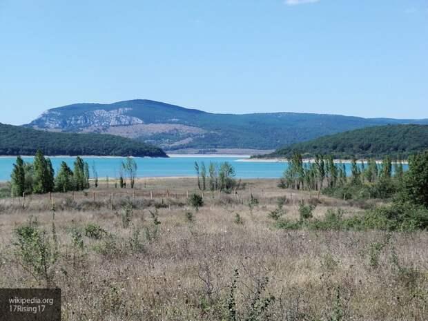 Россия разработала план по надежному водоснабжению Крыма