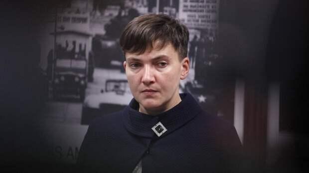 Священник рассказал, почему Савченко расплакалась в кабинете Александра Захарченко