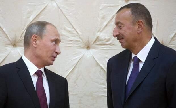 Алиев указал наболее высокую роль России вкарабахском урегулировании