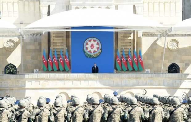 Армянский полковник: Баку начнёт войну этой осенью или следующей весной