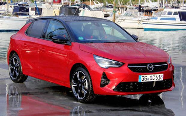 Блог Петра Меньших: новый Opel Corsa  – первый тест