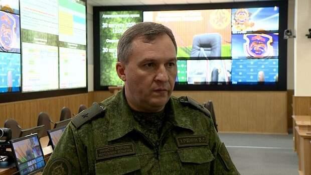 Глава Минобороны Белоруссии Хренин обвинил Украину в попытке захвата власти