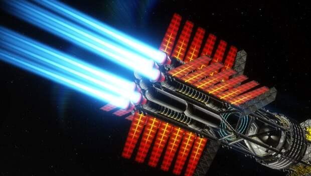 Женщина-физик спроектировала сверхбыстрый двигатель для космических кораблей