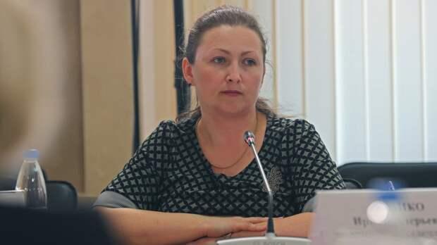 Крымские депутаты одобрили отставку вице-премьера Жуковой