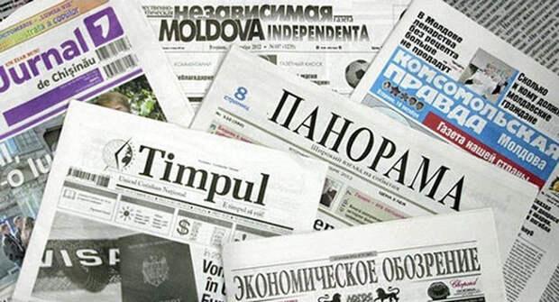 """""""Репортеры без границ"""" возмущены давлением на журналистов в Молдове"""