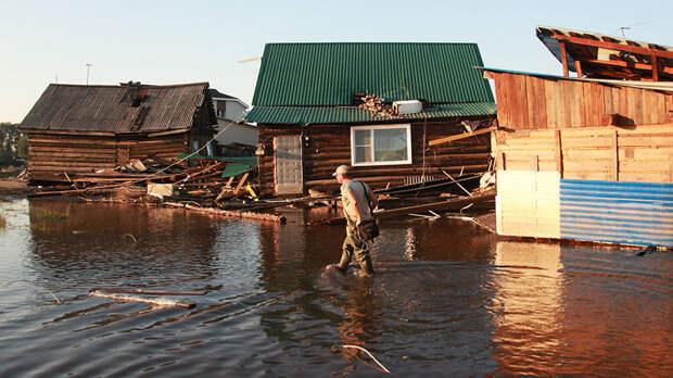 После потопа. Как Тулун справляется с последствиями наводнения