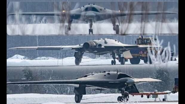 """С-70 """"Охотник"""" был испытан на подскок в Новосибирске"""