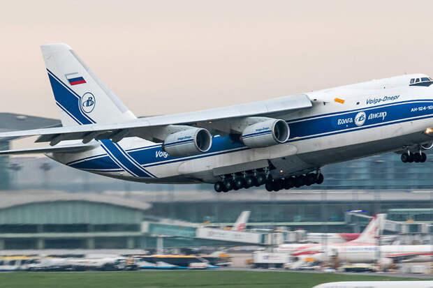 Новый сверхтяжёлый транспортный самолёт разработают в России