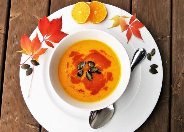 Встречаем Хэллоуин: три рецепта необычных и вкусных блюд из тыквы