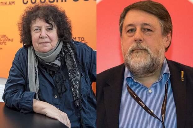 Марину Разбежкину и Виталия Манского пригласили в американскую киноакадемию