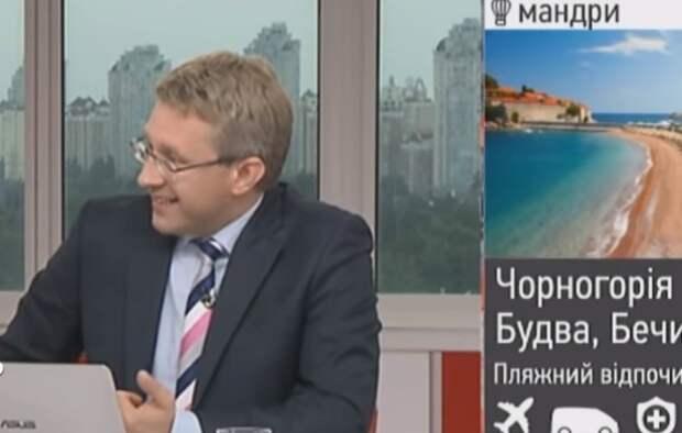 Подорвать, если сам не развалится! - на украинском ТВ обсуждают мост в Крым