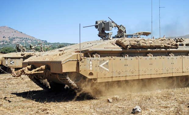 Меч Иудеи: чем воюет Израиль