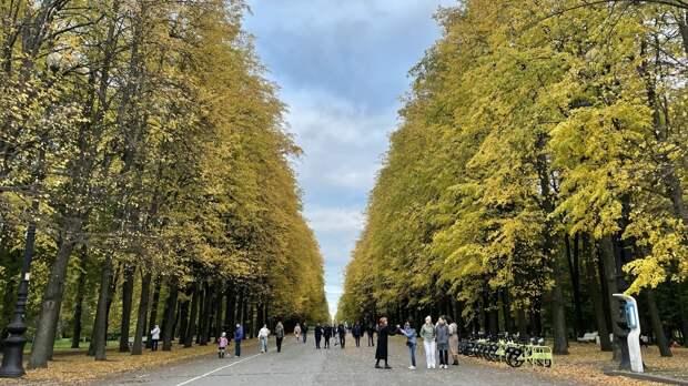 Синоптик Колесов пообещал петербуржцам теплую и сухую погоду в начале октября