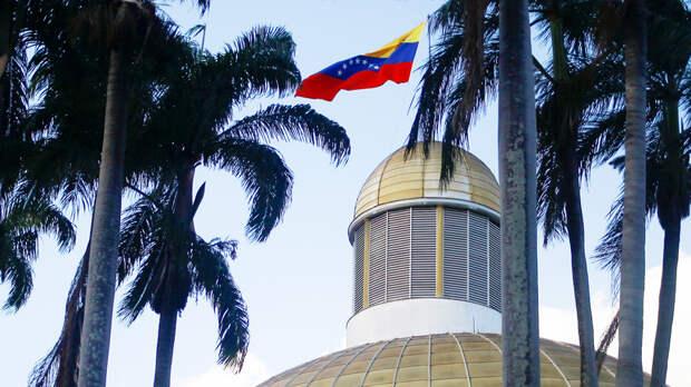 Политическое шоу: США направили в Венесуэлу оружие под видом «гуманитарной помощи»