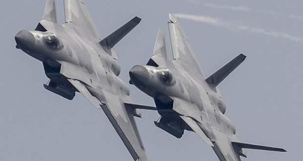 Китайский истребитель пятого поколения «сбил» 17 самолетов