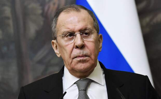 """Лавров: Евросоюз жертвует своими геоэкономическими и стратегическими интересами в попытках """"наказать"""" Россию"""