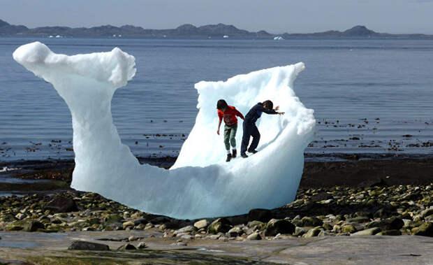 Метте Фредериксен: Гренландия не продается (Sermitsiaq, Гренландия)