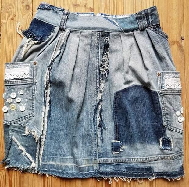 креативные юбки