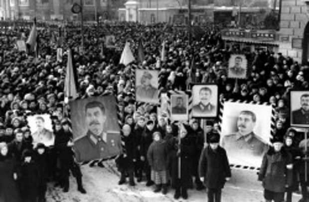 5 марта 1953-го. 65 лет назад умер Иосиф Сталин