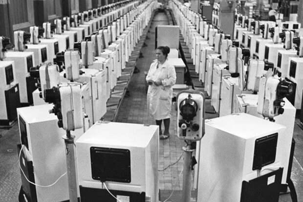 Производство холодильников «Бирюса», 1970–е годы, Красноярск история, события, фото
