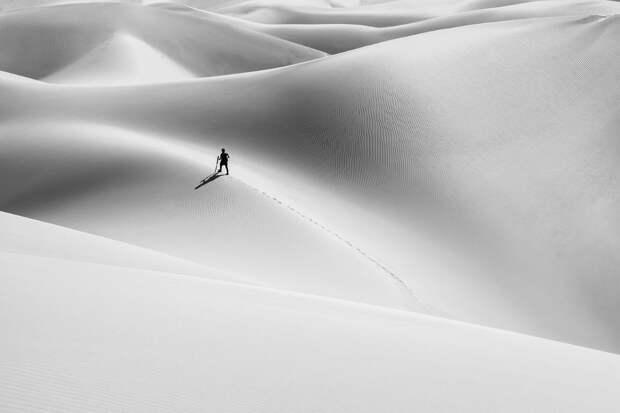 Тень пустыни