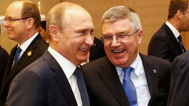 Россия отстранена от международного спорта на 2 года: Путина не будут пускать на соревнования