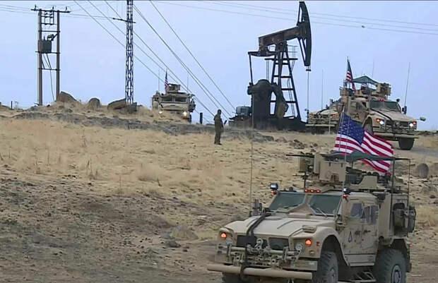 Россия перекрыла сирийский нефтяной кран Америке и Турции