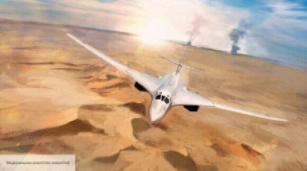 Немецкие СМИ: Россия проворачивает трюк с двигателями для «чудовища» Ту-160