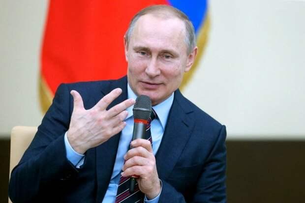Путин на своем опыте вспомнил об особенностях воспитания разведчиков