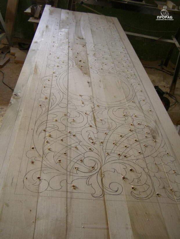 Деревянное кружево своими руками. Резьба по дереву или как создаются шедевры