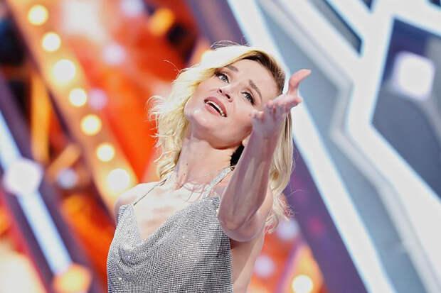 Гагарина в подробностях рассказала о травме на концерте в Челябинске