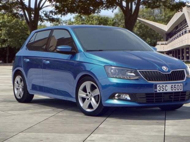 Европейцы предпочитают Dacia и Skoda