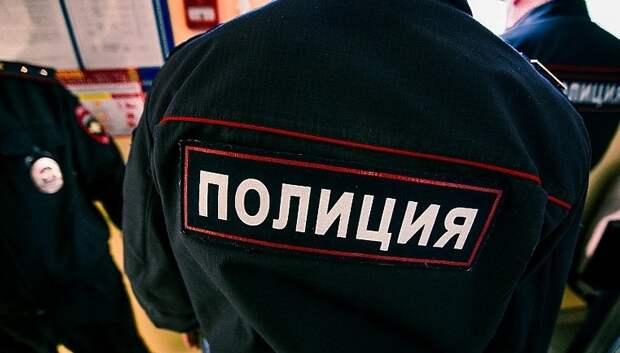 Полицейские Подольска задержали подозреваемого в повреждении чужой машины