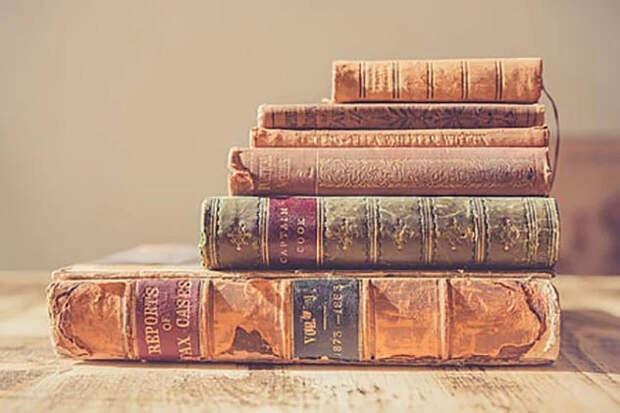 Захватывающие факты про книги