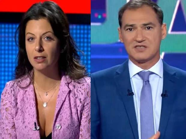 Маргарита Симоньян и Роман Бабаян раскрыли подробности предательства Пашиняна