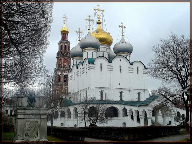 Новодевичий монастырь города Москвы