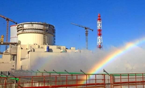 Немецкие СМИ о запуске БелАЭС: Путин уже потирает руки