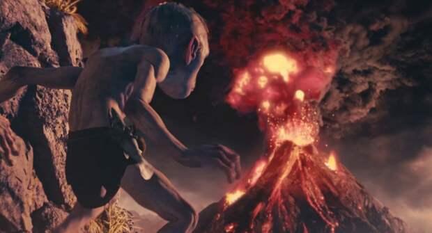 Новые подробности о The Lord of the Rings: Gollum!