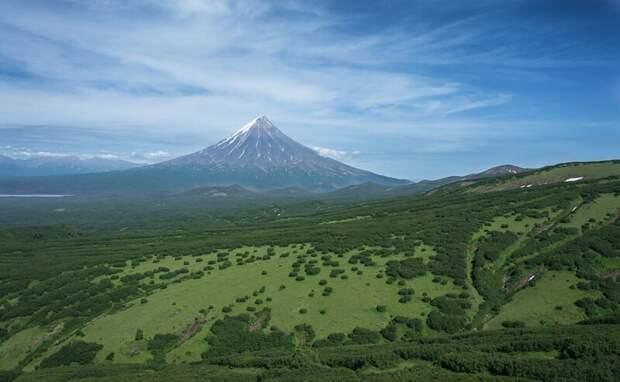 Гид по вулканам Камчатки