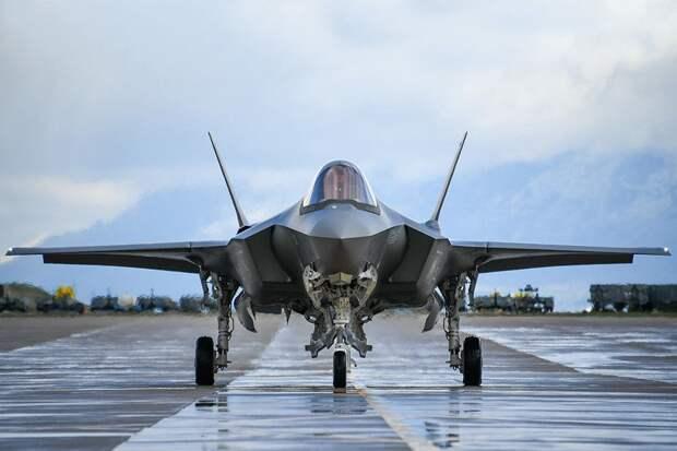 Турция официально исключена из американской программы F-35