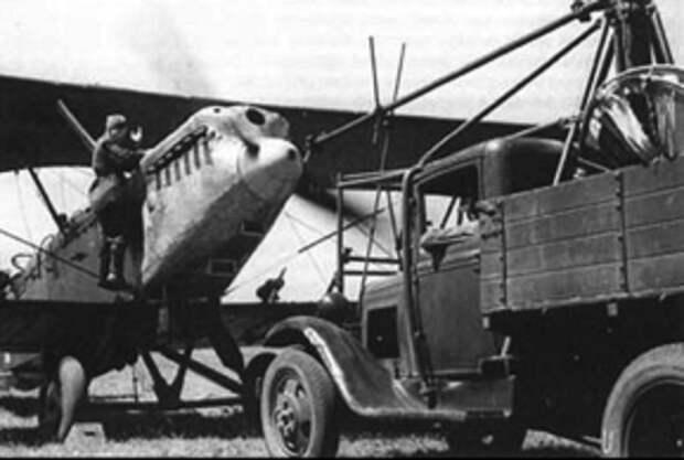 3. Авиастартер АС-1. аэродромные работяги, рассказы об оружии, страницы истории