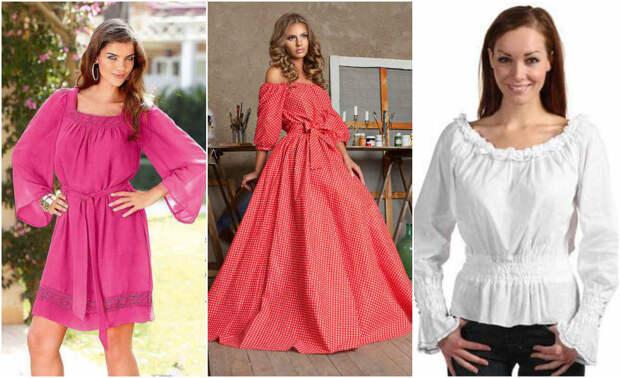 Выкройка блузки или платья для любой фигуры (сапожковский крой)