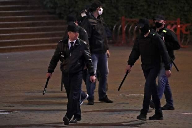 В МВД Белоруссии пообещали не допустить госпереворота