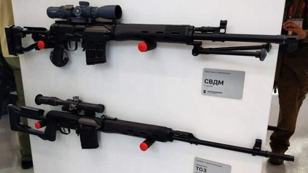 """В США назвали снайперскую винтовку Драгунова """"совершенным"""" оружием ВС России"""