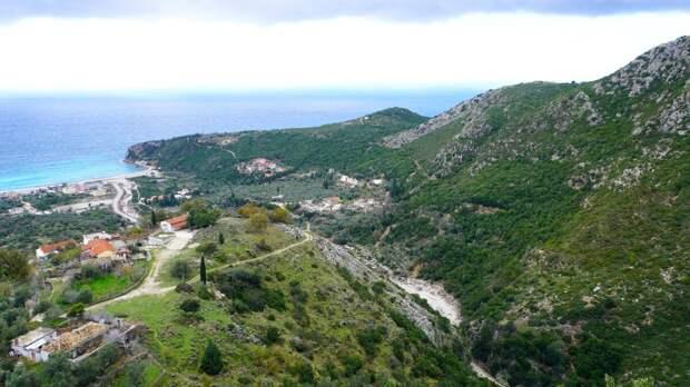 Путешествие по Албании. Часть 8. Старая Химара.