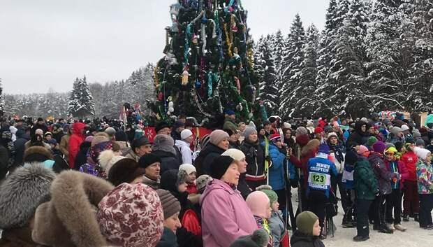 Около 3 млн туристов посетили Подмосковье на новогодние праздники