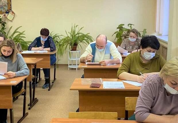На Кубани родители выпускников попробуют сдать ЕГЭ