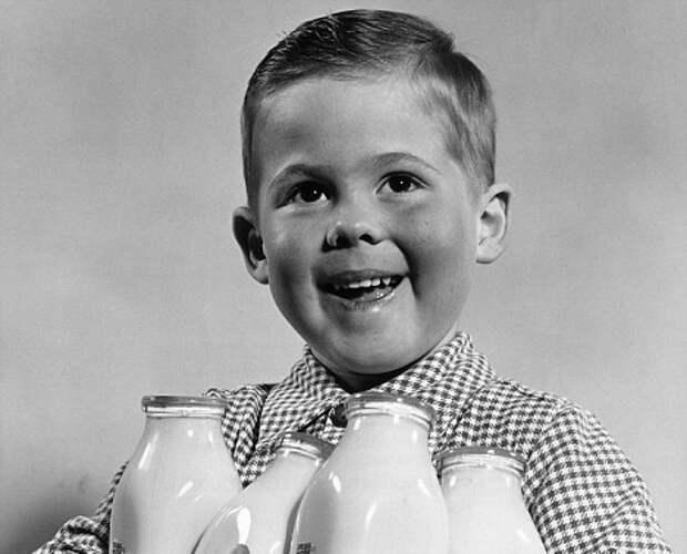 Как употребление одного молока в течении месяца может сказаться на здоровье